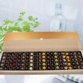 """Elovela"" Gourmet (Fresh) Praline Chocolates 100 pcs. ( 3 Days a -"
