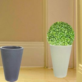 Topiary Ball Artificial Plant in Planter