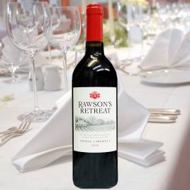 RAWSON'S RETREAT (Australia SHIRAZ CABERNET Red Wine) 750 ml