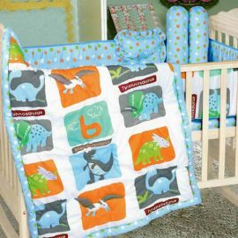 Baby Bedding Set (Blue)