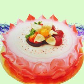 """""""Lotus Flower"""" cake 1 KG"""
