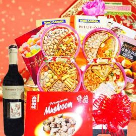 Chinese New Year Gift Basket CY047