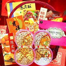Double Huat Chinese New Year Hamper Delivery