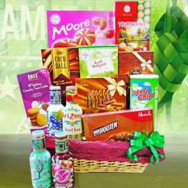 Deepavali Snacks Gift Basket