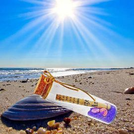 Small Message-in-a-Bottle