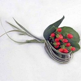 Hypericum Berries Corsage ( Add-On Only, No Delivery )