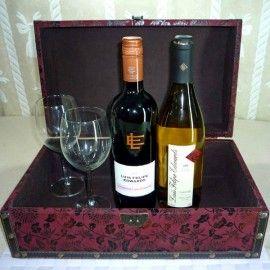 Luis Felipe Pupilla Sauvignon Blanc/ Chardonnay (Chilean white w
