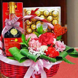 Herbal & Essence Health Tonic 750ml, Flowers & Rocher