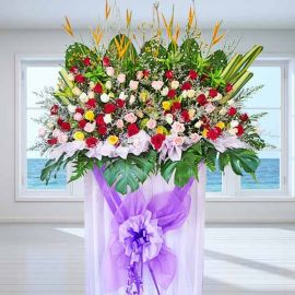 Grand Opening Flowers Delivery