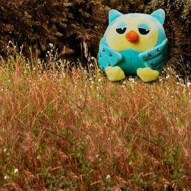 Add-On 15cm OWL Soft Toy.