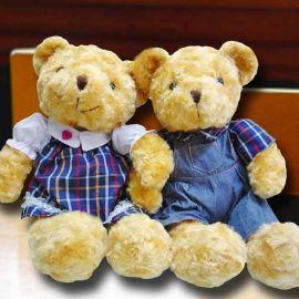 Add-On 39cm Couple Bear