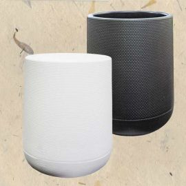 Add-On Planter Pot 35cm Diameter, 50cm Height ( Choose One Color )