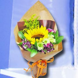 Sunflower Handbouquet