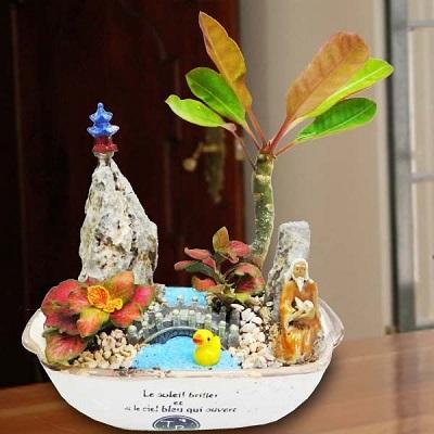 Artificial Plants, Indoor Garden in Singapore